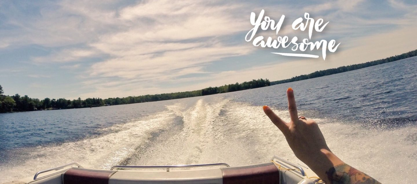 Cottage Life & Having a Strong (Mobile) Network – Telus Love!