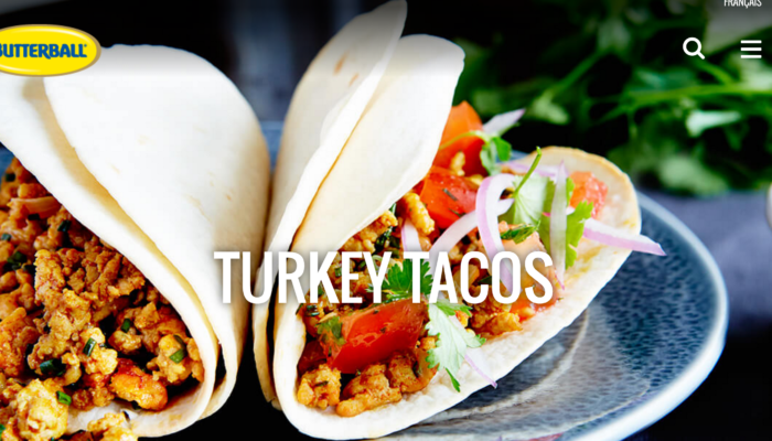 turkey tacos, butterball, casiestewart