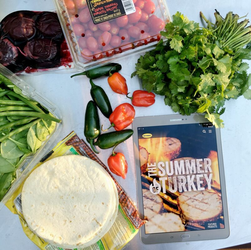 Summer of Turkey! Recipes to Try from Chef Sahir w/ Butterball.ca
