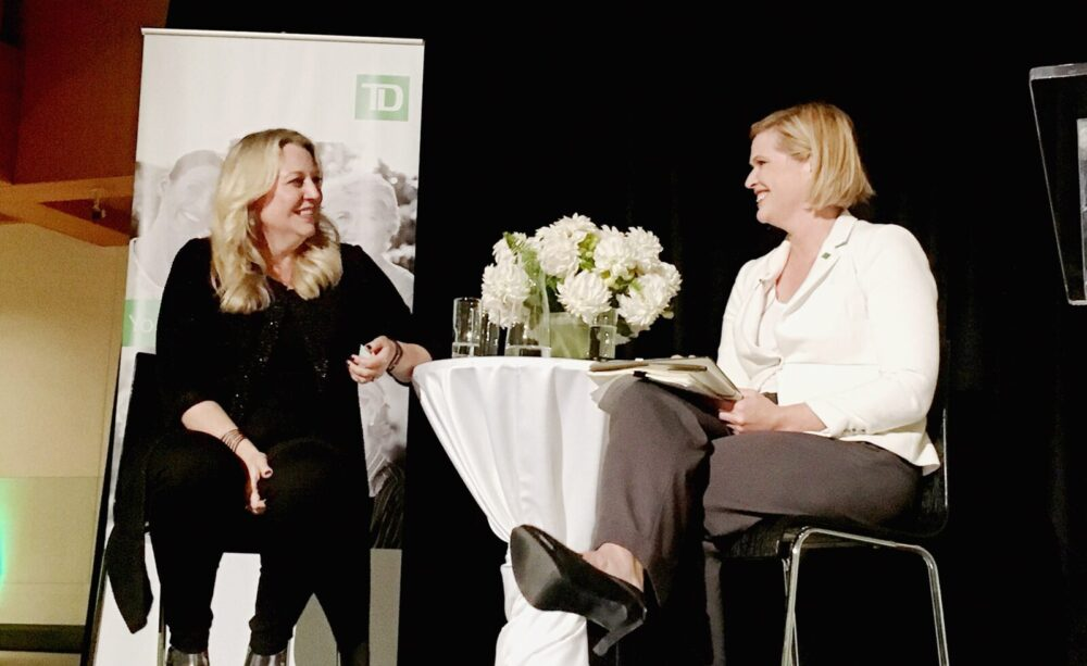 Your Story Your Future TD Speakers Series with Cheryl Strayed