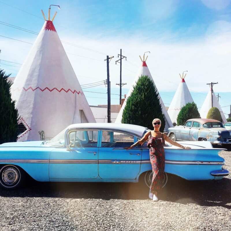 Travel | I'm in Arizona! Here All Week Travelling Route 66!