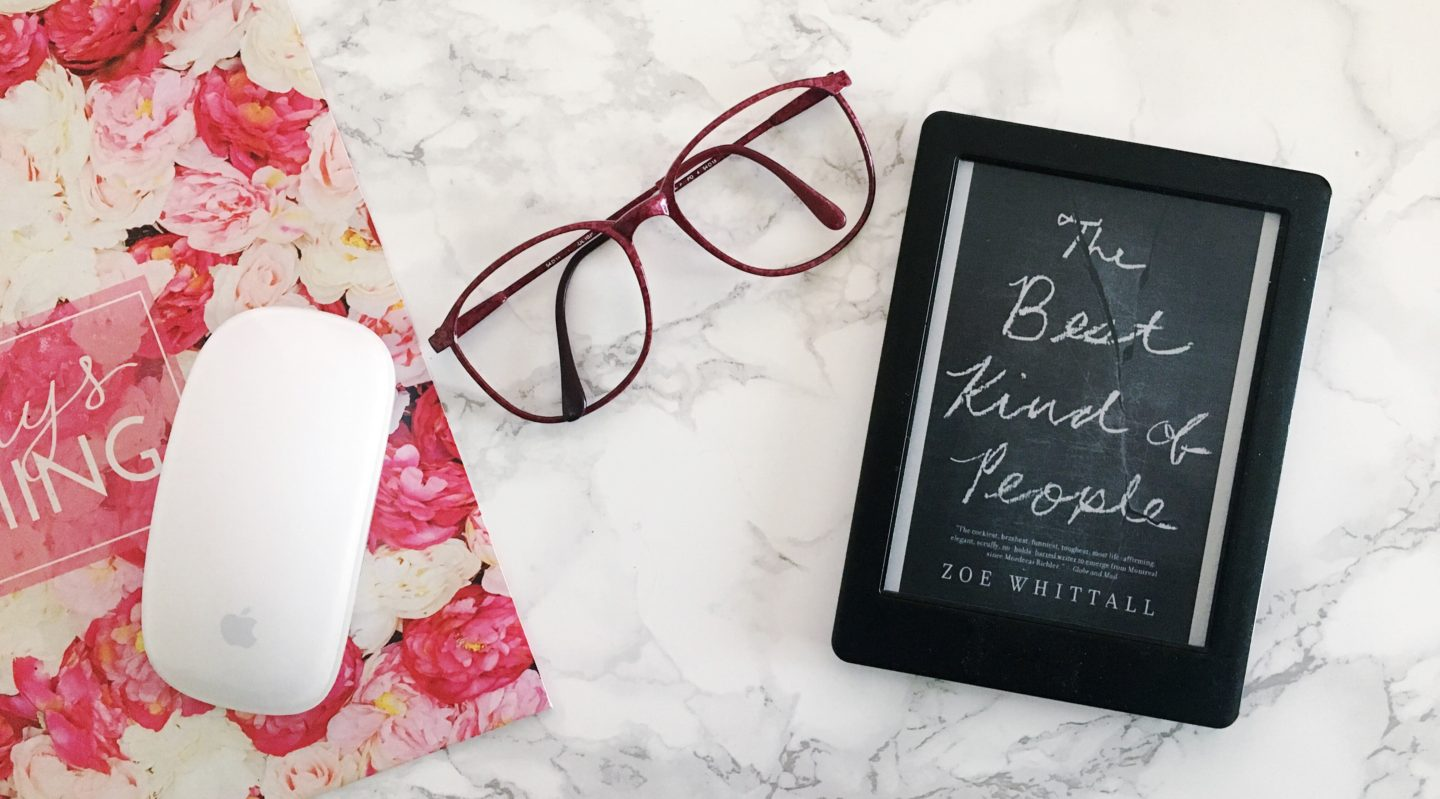 Tech | Sharing My Love of eReading + Win a Kobo in Our Twitter Chat!