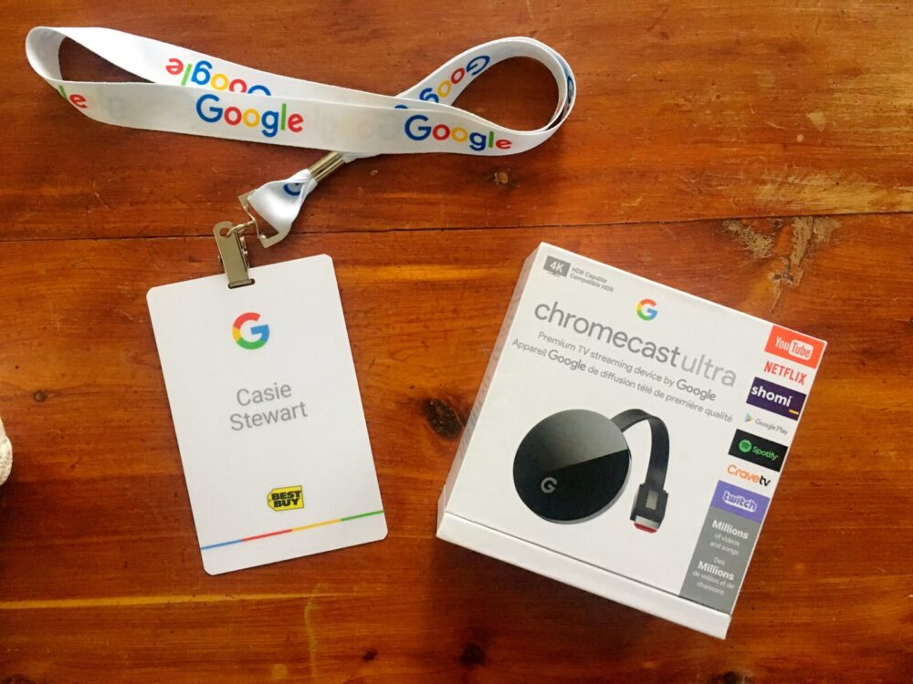 Visiting the New Google Shop + $250 Best Buy Giveaway
