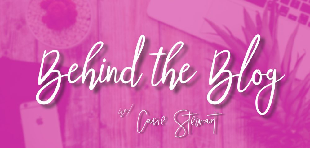 Subscribe to Behind the Blog – My Newsletter is Coming Soon!