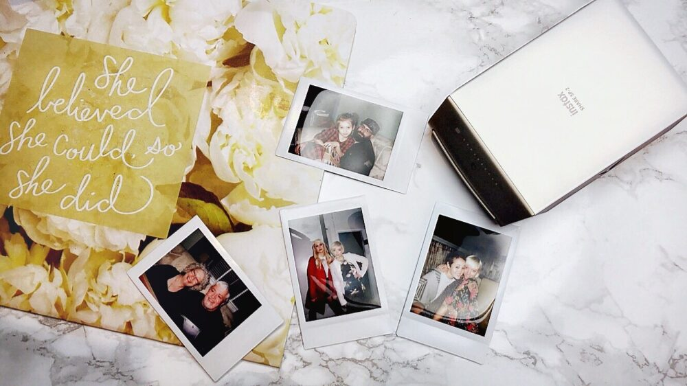 #InstaxHolidays | Printer + Camera Giveaway & Twitter Party Signup!