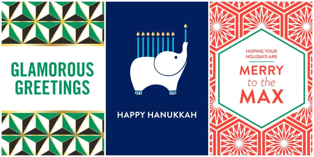 Send Money in Style with PayPal's Holiday Cards Designed by Jonathan Adler