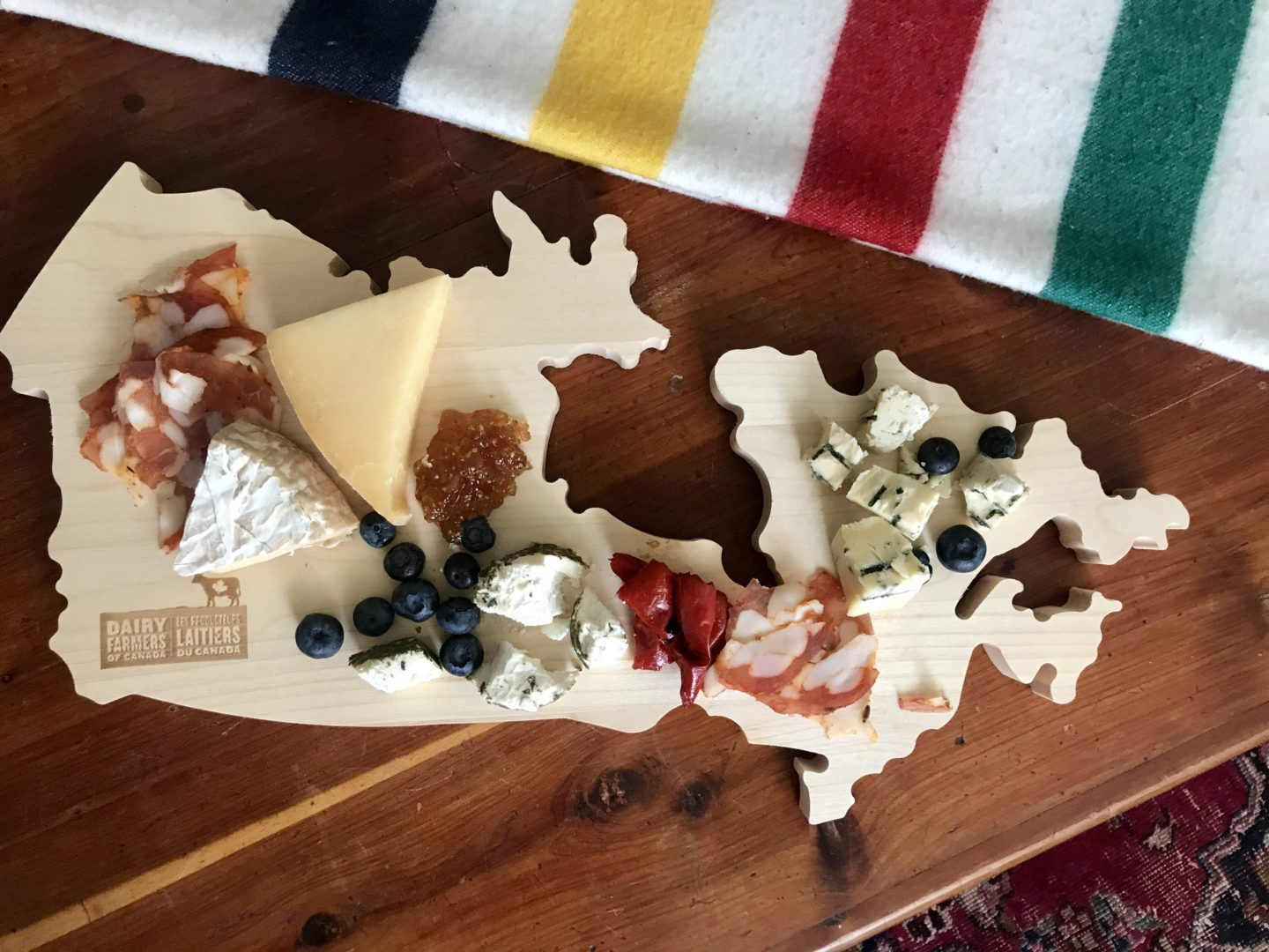 Celebrating Canada 150 w/ Great Canadian Cheese