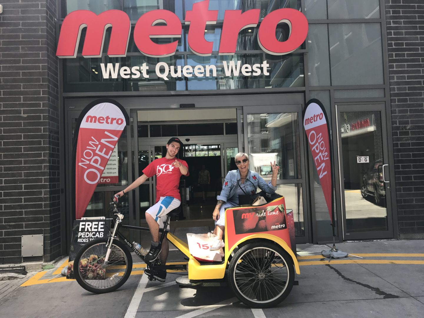 West Queen West Has a Metro Now!