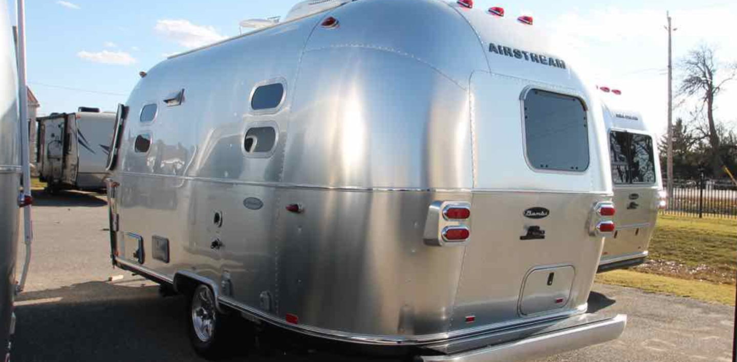 Into the Wild! We're Going on an Airstream Adventure Next Week!