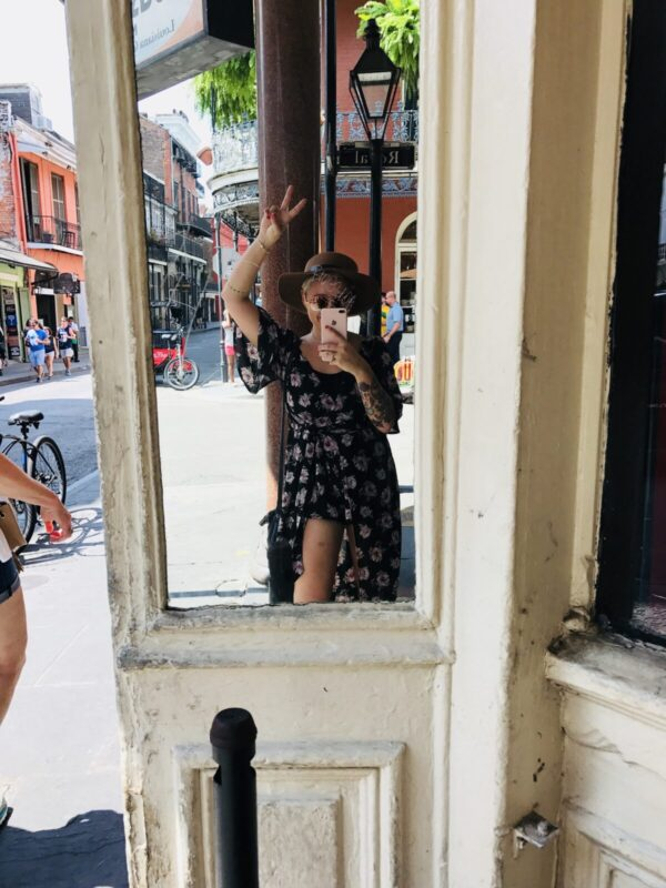 casie stewart, blogger, travel, travel blogger, new orleans, NOLA