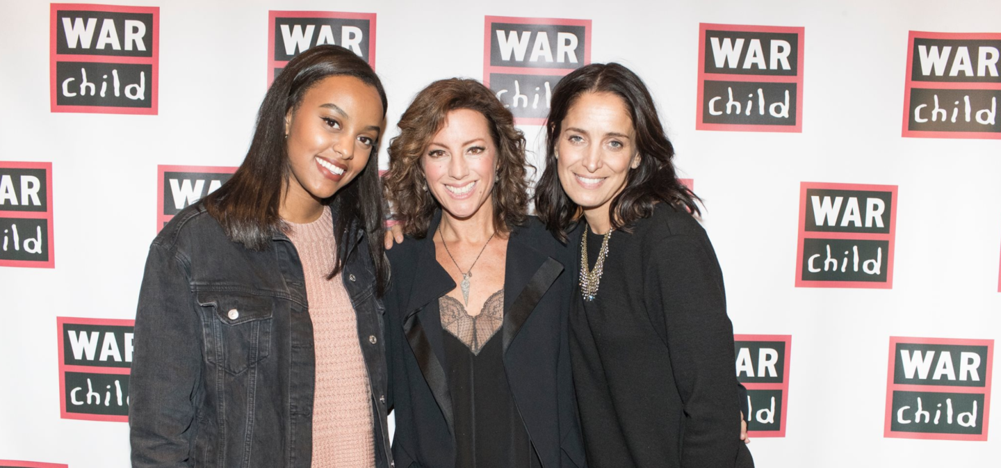 Getting Involved  and Giving Back: War Child Canada + National Philanthropy Day
