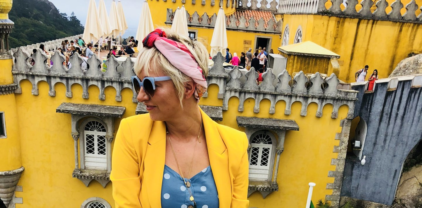 Portugal Pt.2: Sintra & The Yellow Castle