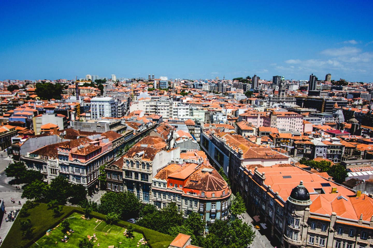 Portugal: Europe's  Hottest Destination for 2018