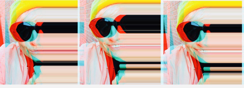 casie stewart, collage, blogger, social media, travel, 3d, cannabis