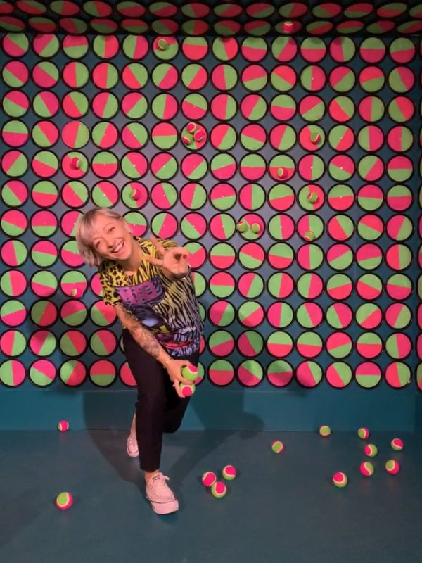 HideSeek Toronto has 15+ great spots to take fun photos for Instagram. It's running until June 2nd, 2019. See blog for tickets & info.  - Casie Stewart