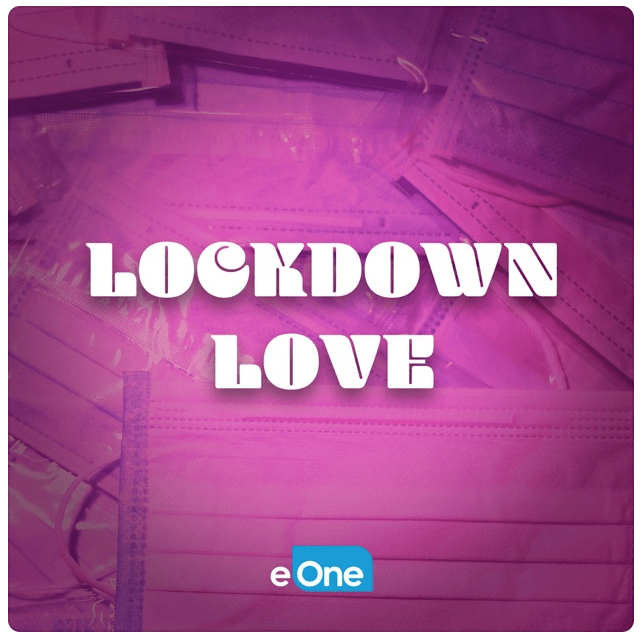 Jen Kirsch, Love Lockdown, eone podcasts, casie stewart